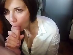 Amateur russina blowjob