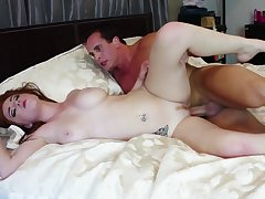 Amateur fucking in the house encircling provocative redhead Zoey Nixon