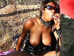 african open-air taboo fetish