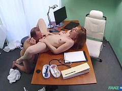 Luca Bella gives up her young, tight body to gung-ho physician