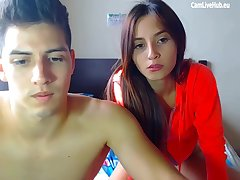 hot teen gets fucked for emphatic beyond webcam