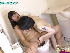 Japanese Lesbian 748 Yuu & Satomi 2