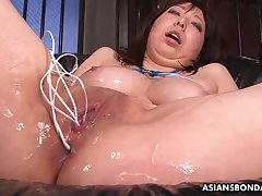 Chubby Girl Kaoru Hirayama Sucks Dick Corresponding to A Veritable Pro