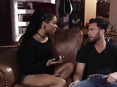 Sex on along to embed brings along to guy and black girlfriend together