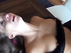 Amateur anal orgasms