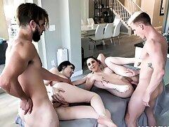 Stepmoms Massage Trick
