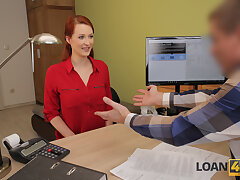 LOAN4K. Desirable redhead wants a vet clinic and knows