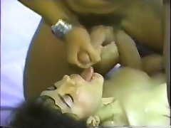 Latina Fucking, Sucking increased by Facials. Who is she?