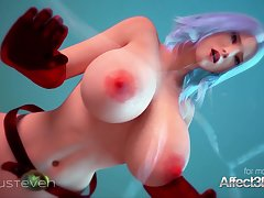 �bermensch 3d animation anent a big soul beauty