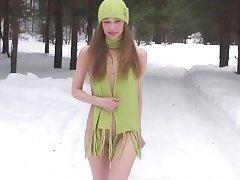 Teen Snow Bunny