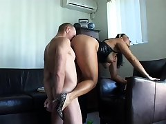 French MILF 4some Sisterly milf pain in the neck