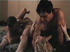 Astounding sex clip Retro crazy brisk version